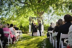 Adam and Jim's Wedding Ceremony Chris Carter Photography