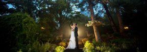 Couple in garden (Hendrick Moy Photography)