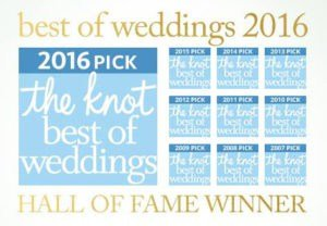 The Knot Best of Weddings 2016