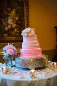 Aneleen and Jason's Wedding Cake (Windau Photography)