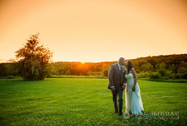 Aneleen And Jason's Wedding—Sunset (Windau Photography)