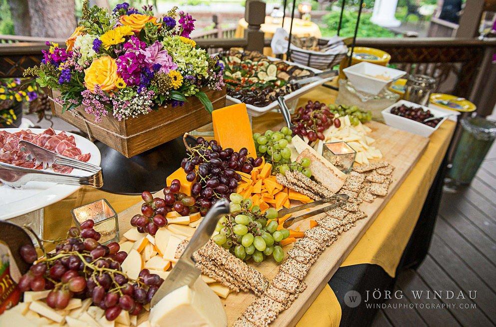 Wedding Reception Cuisine