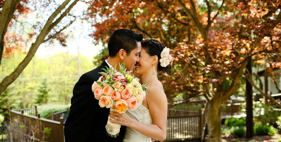 Leslie and Omar's Spring Wedding (Yun Gen Yang Photography)