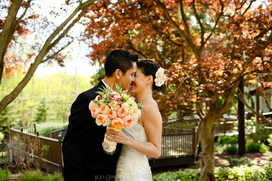 Leslie and Omar's Spring Wedding (Yun Gen Yang Photography)