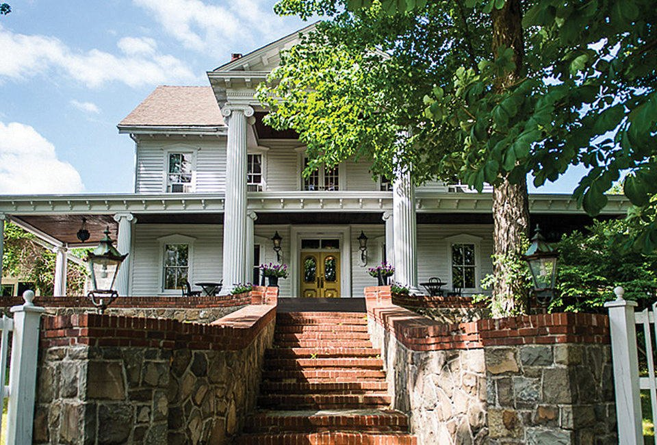 Round Hill House (Windau Photography)