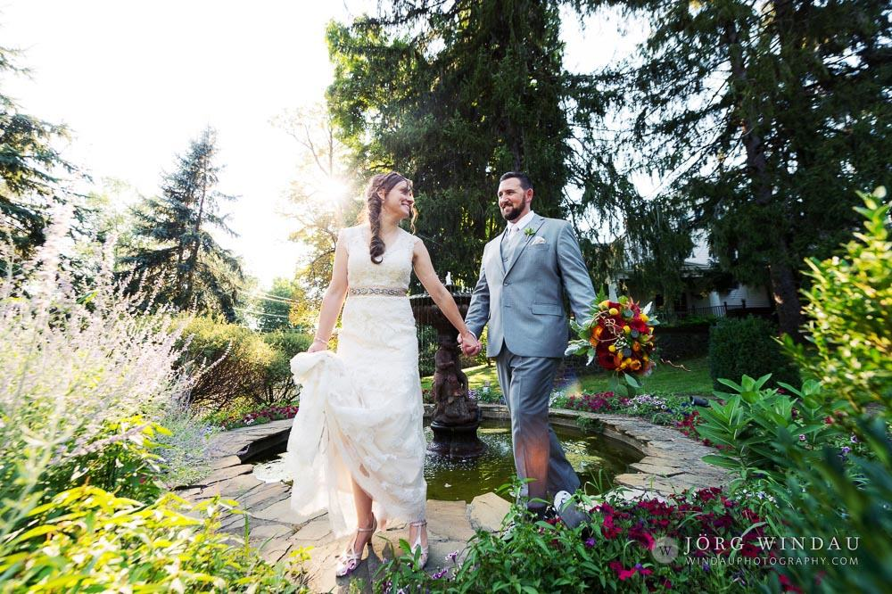 Laura and Jim Hudson Valley, NY Summer Wedding Windau Photography
