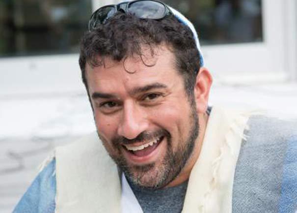 Rabbi Brent Chaim Spodek