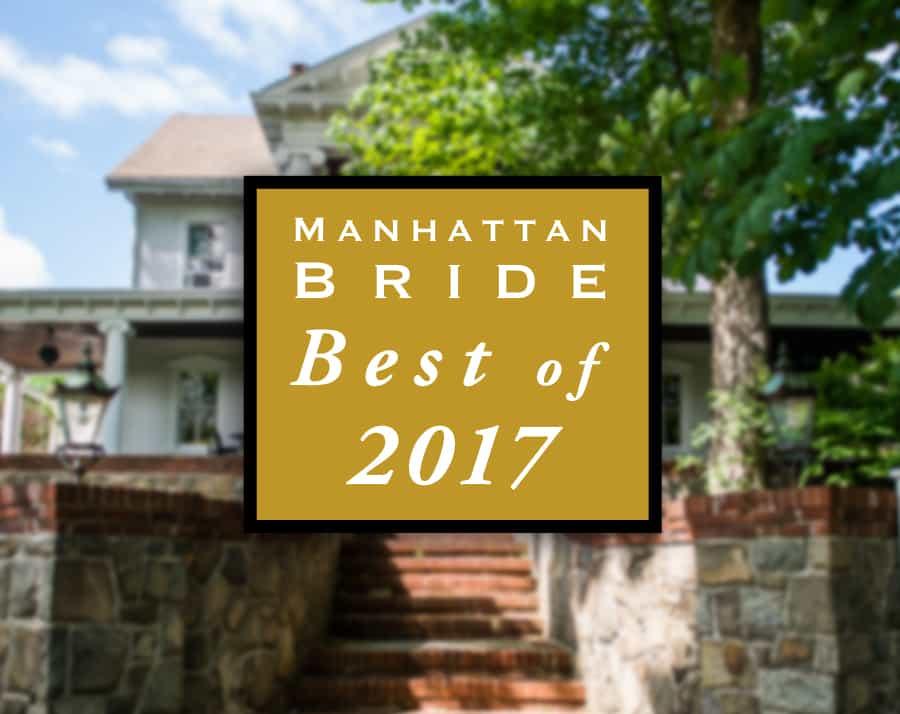 Manhattan Bride Best of 2017