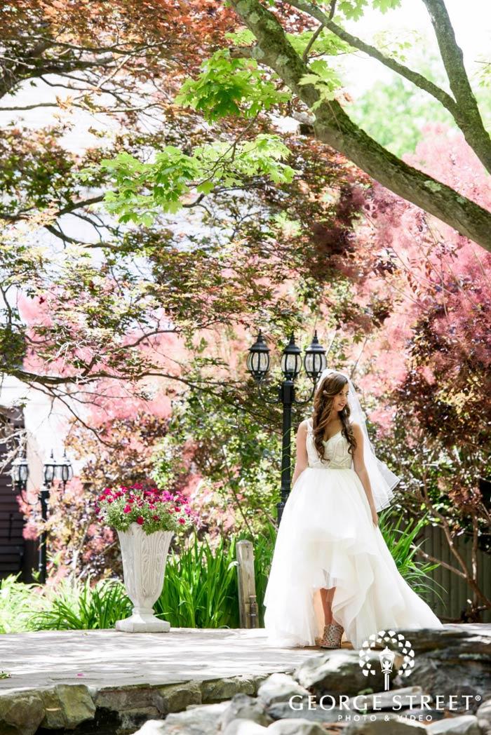 Eliza's Stunning Bridal Portraits George Street Photo