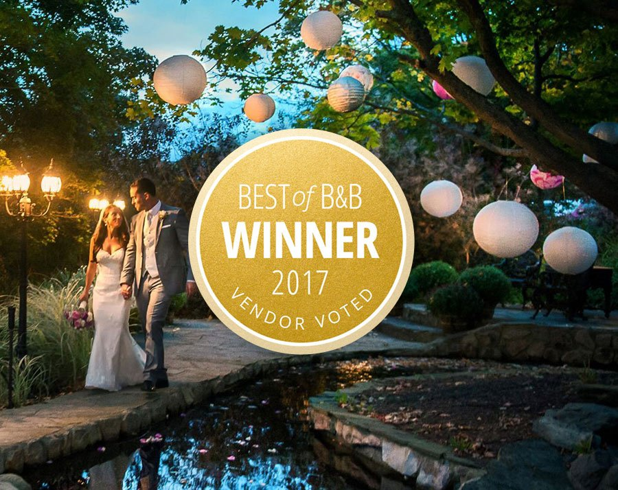 Best of Borrowed and Blue 2017 Gold Award Winner FEAST at Round Hill