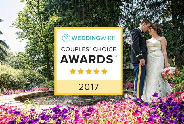 Wedding Wire 2017 Couples' Choice Awards Winner