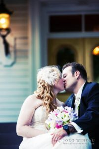 Melissa and Chris's Spring Wedding in New York Windau Photography