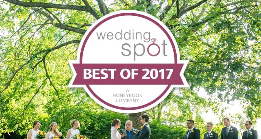 Wedding Spot Best of 2017