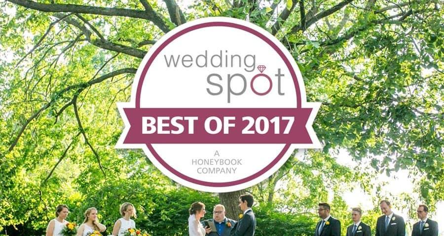 Wedding Spot Best of 2017