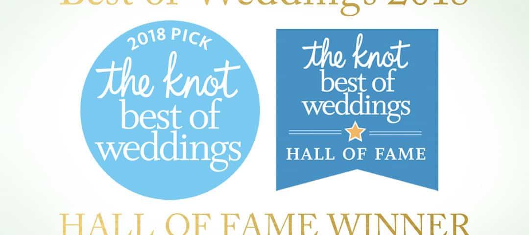 The Knot Best of Weddings 2018 Winner