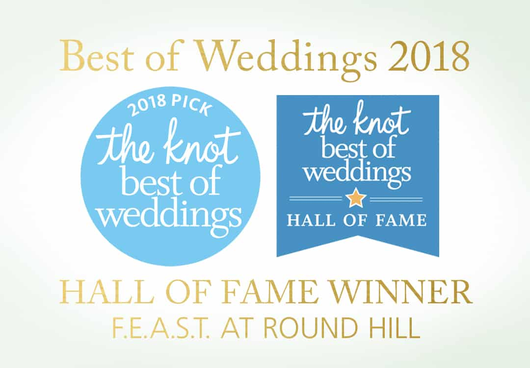 The Knot Best of Weddings 2018 Winner