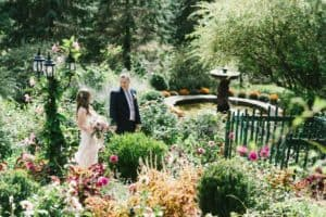 Meghan and Garrett's Fall Wedding (Alicia King Photography)