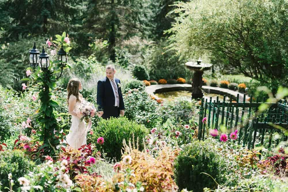 Meghan and Garrett's Fall Wedding (Alicia King Photography)