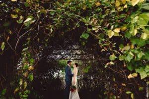 Rebecca and Cory's Fall Wedding (EIN Photo)