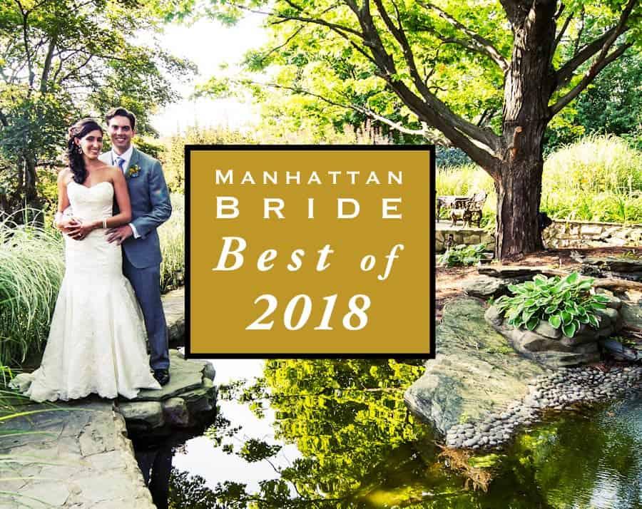 Manhattan Bride 2018 Best Wedding Vendors