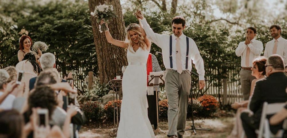 Kara and Nick's Rustic Boho Wedding