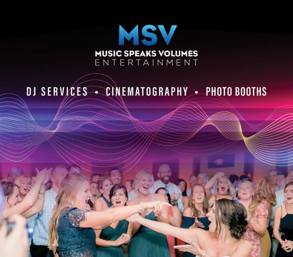 Music Speaks Volumes MSV Entertainment