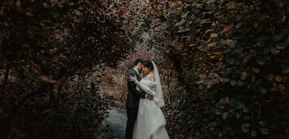 Katie and Chris's Hudson Valley Fall Wedding