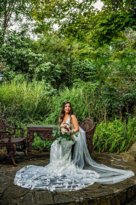 Sara and Justin's Fall Wedding at FEAST at Round Hill