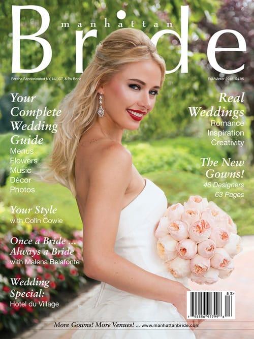 Manhattan Bride Fall/Winter 2018 Issue