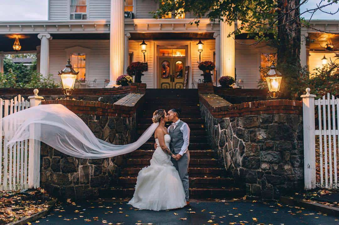 Nina and Kayla's Fall Wedding at FEAST at Round Hill