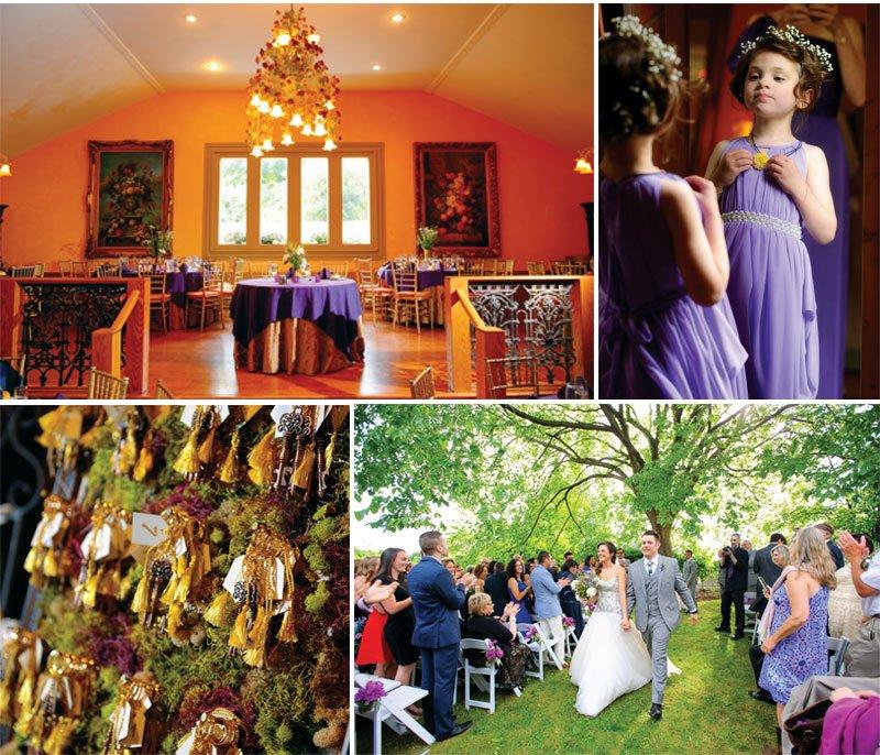 Westchester Weddings Magazine Feature