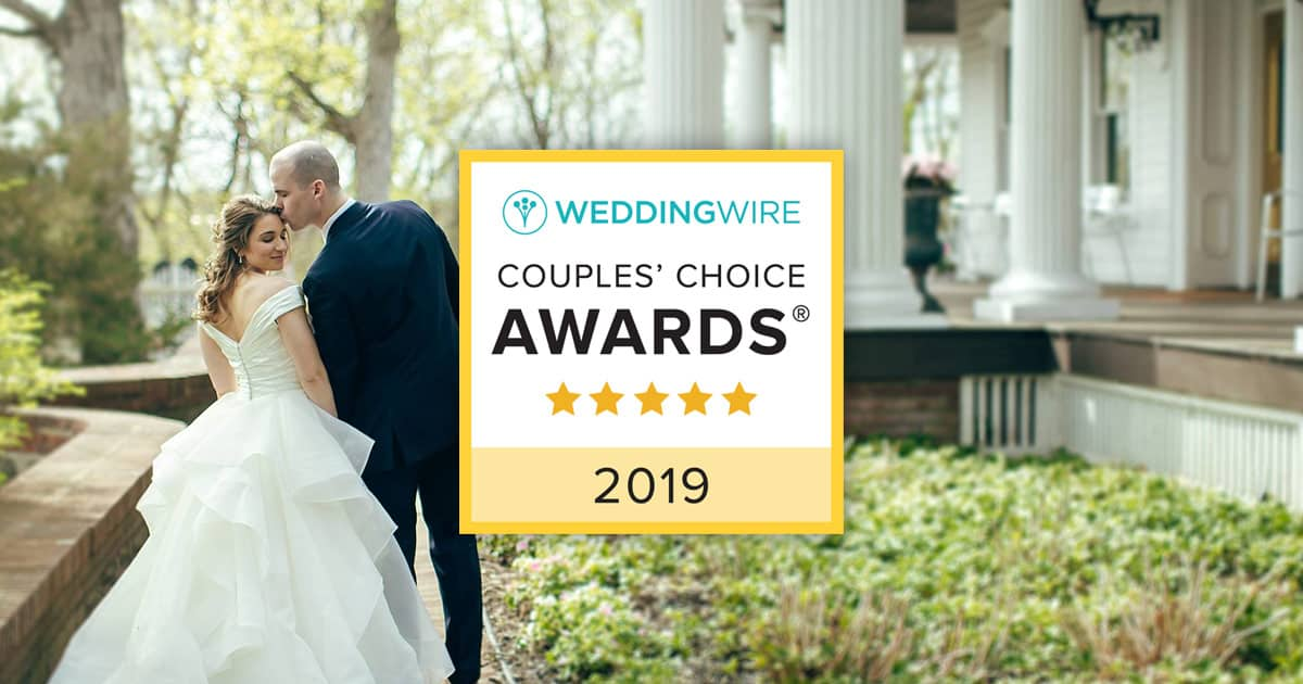 WeddingWire Couples' Choice Awards
