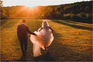 Intimate Hudson Valley Wedding in Summer