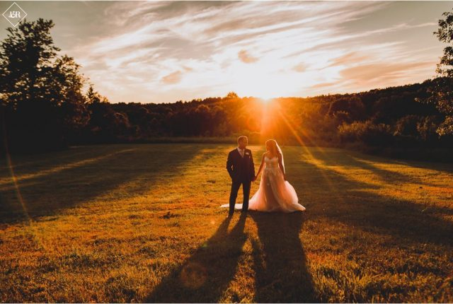 Intimate Hudson Valley Wedding in Summer (J&R Photography)