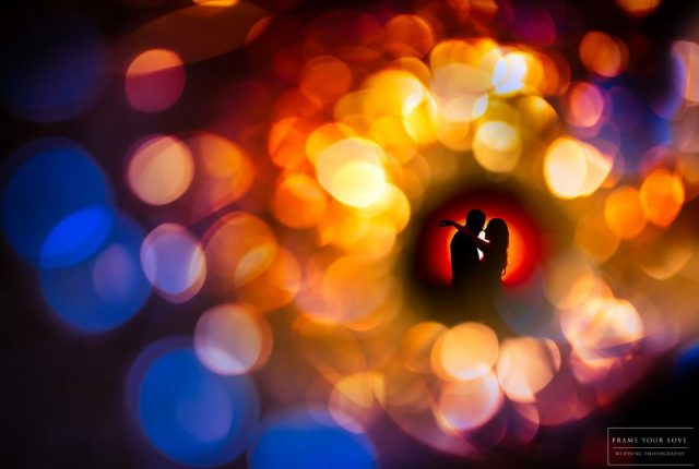 Julie and Jay's Romantic Winter Wedding