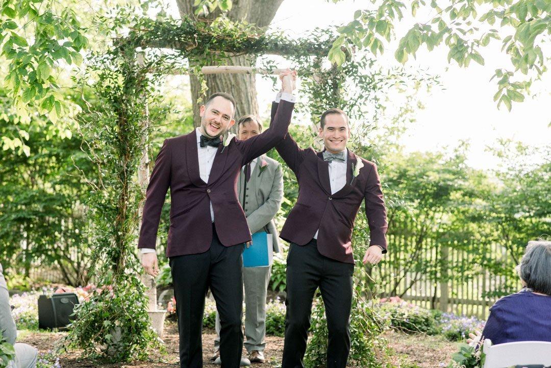 Brian and Brett's Wedding Ceremony