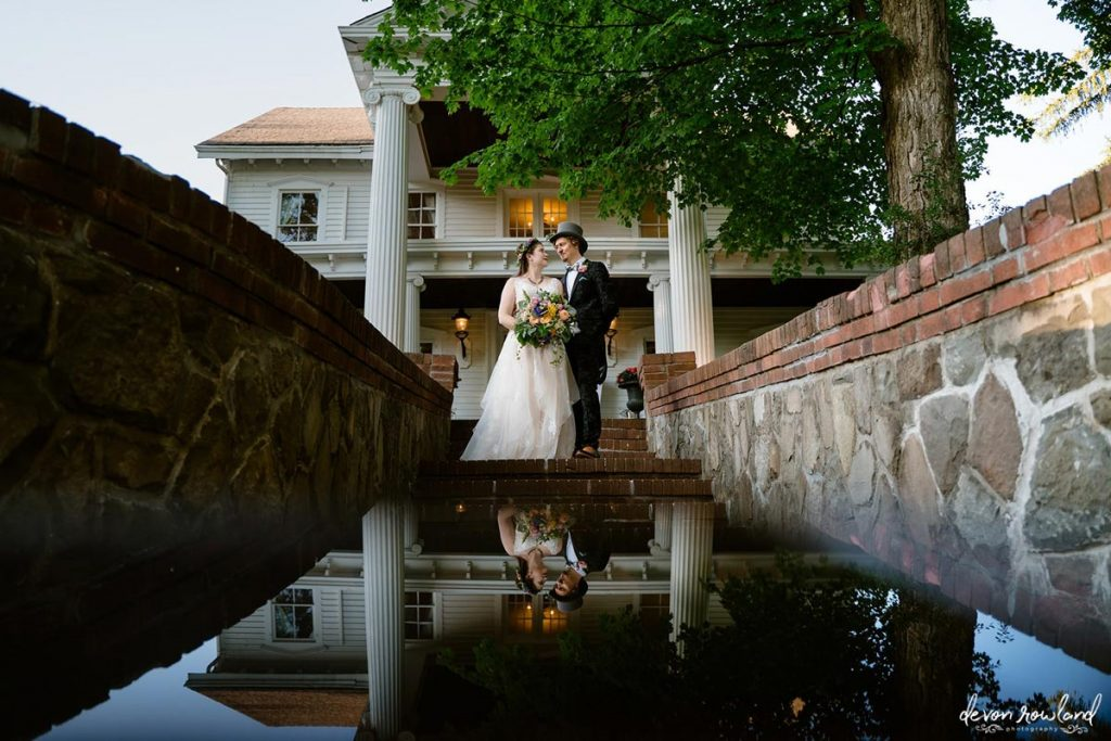 Emily and John's Summer Fun Epic Hudson Valley Wedding
