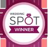 Best of Wedding Spot Winner