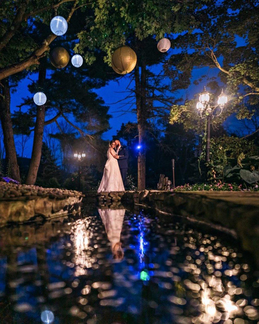Jessica and David's Summer Wedding (The Markows)