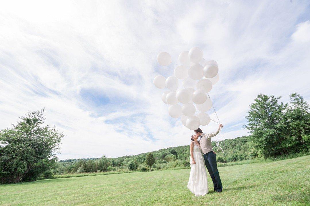 Balloon Wedding (Ting Yi Studio)