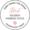 Best Mansion Wedding Venue from Here Comes the Guide