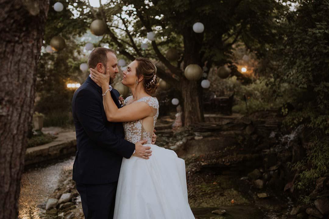 Gina and Darren's Intimate New York Wedding