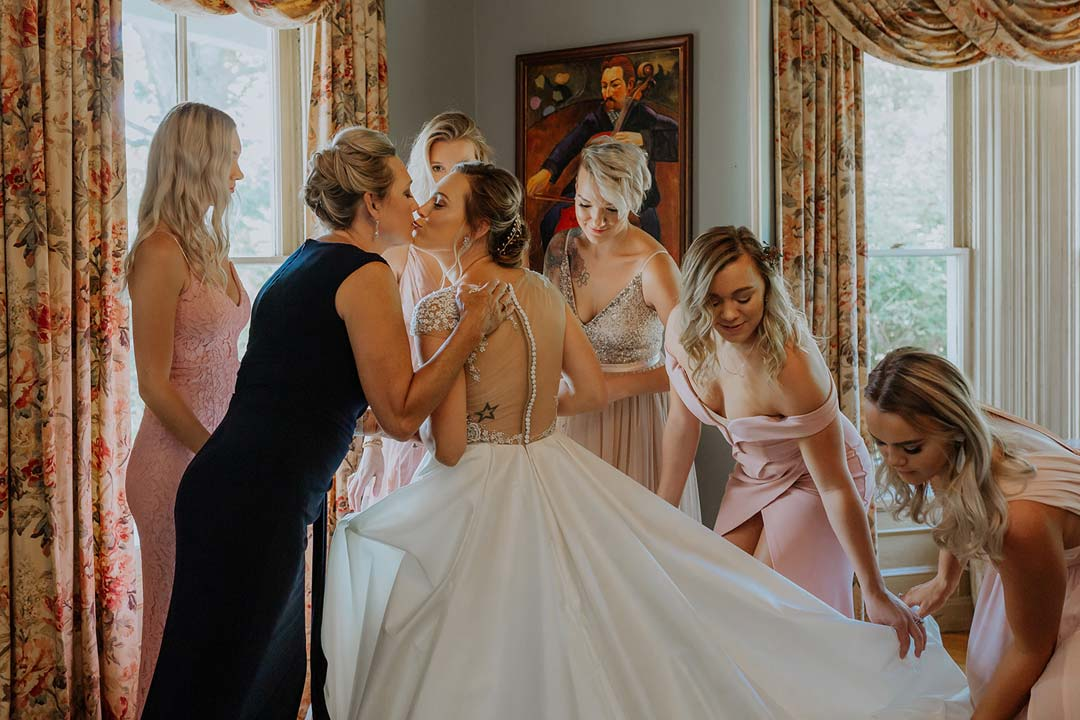 Intimate New York Wedding
