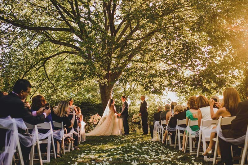 Wedding Ceremony and Reception Packages