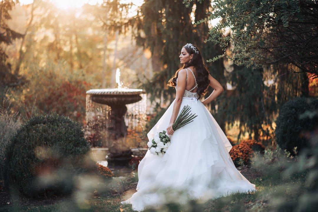 Autumn Inspired Styled Wedding Shoot
