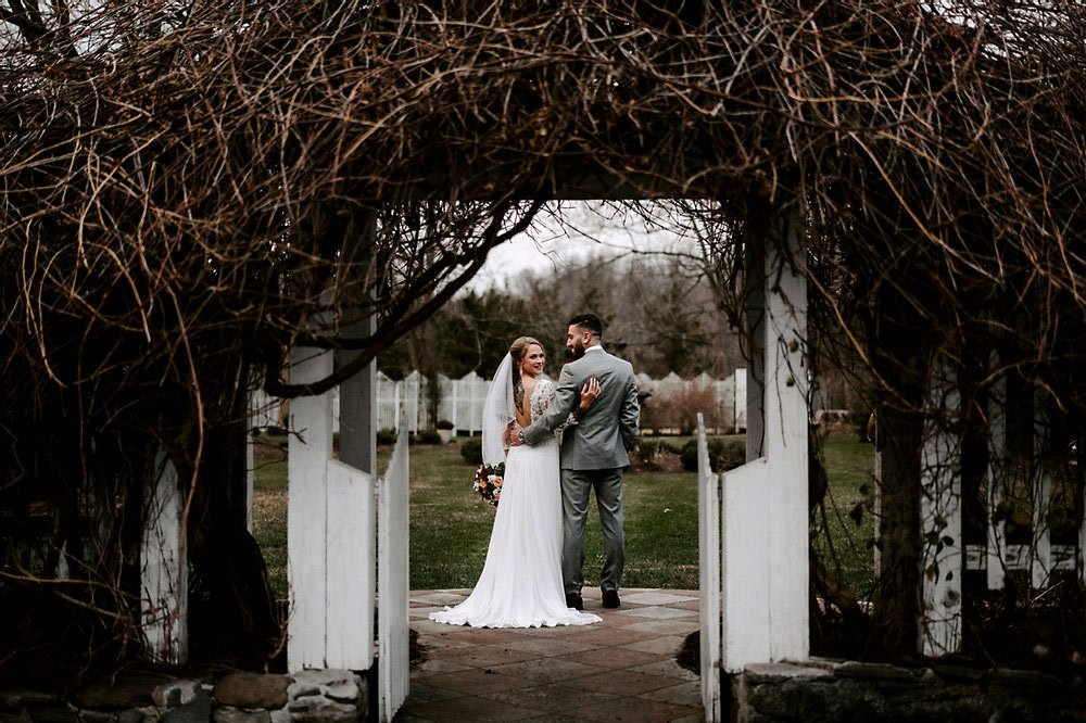 Ruthi and Hamer's November Wedding by DNA Photography
