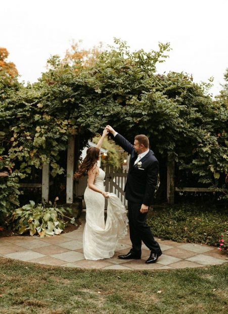 Alexandra and Michael's Fall Wedding by Dream Street Photo