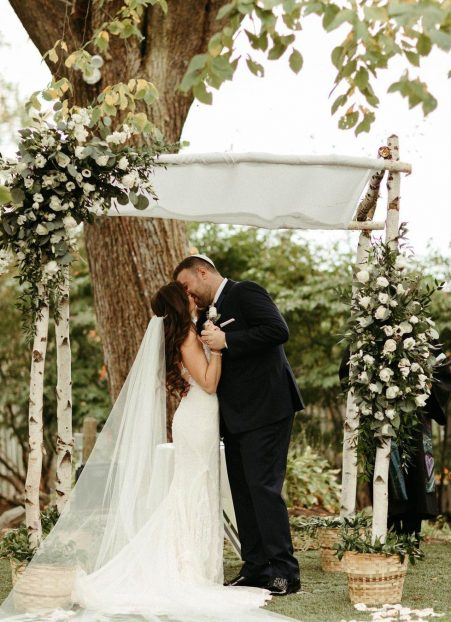 Alexandra and Michael's Fall Wedding Ceremony by Dream Street Photo